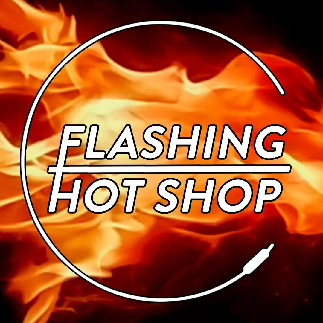 Flashing Hot Shop